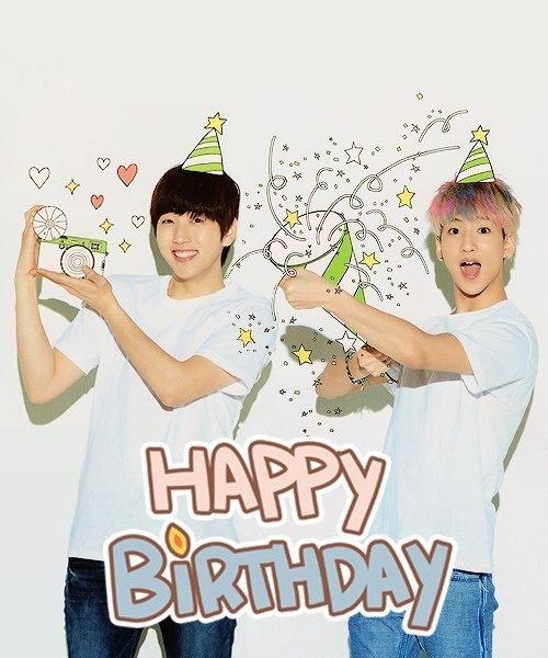 поздравления на день рождения на корейском наиболее