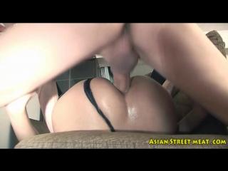 Asian street meat #6 (таиланд, азиатка, минет, молодая, сосет, анал, глубокий минет, anal, deepthroat)