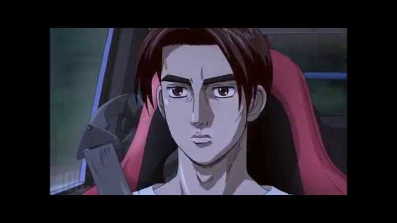 AMV Initial D Running in the 90 s