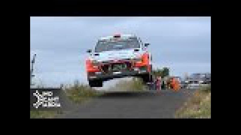 WRC Rally Deutschland Germany 2016 Maximum Attack Mistakes