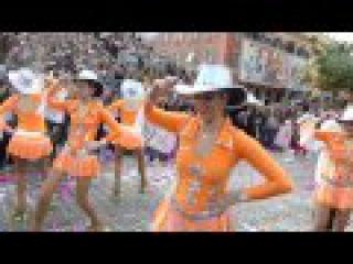 Nice Carnival 2014 - Carnival Parade