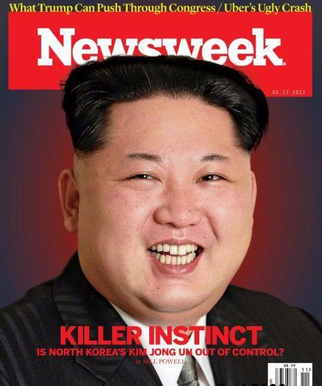 Newsweek USA March 17 2017