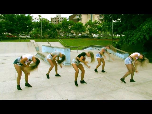 Coreografia Muito Mais Safado Dennis ft Latino e MC Maneirinho