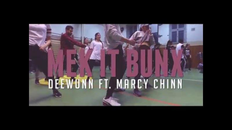 DeeWunn ft. Marcy Chin Mek It Bunx Choreography by Mate Palinkas