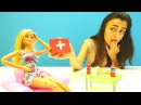 DOKTOR oyunu 💉Ambülans mı çağırsak BARBİE tamamen kızardı! Barbie Ken buluşması Koka kola'ya hayır!