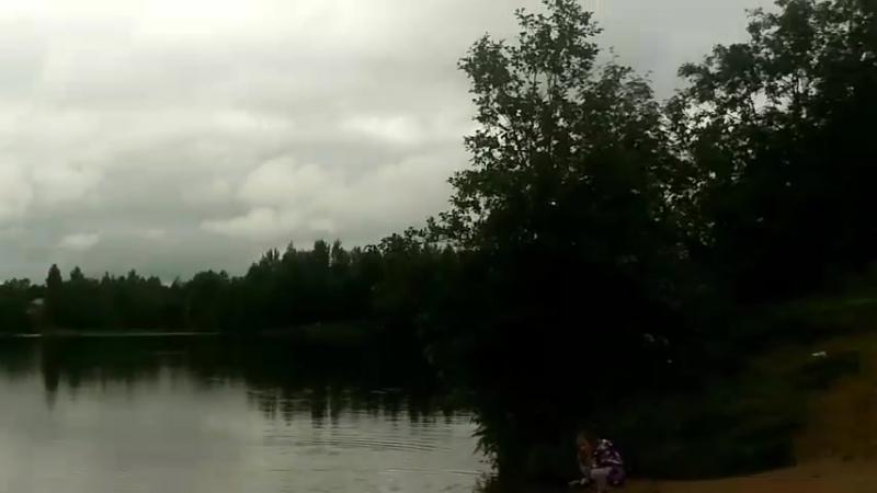 Озеро Сювеярви (Хиттолово).