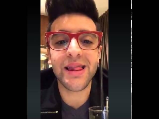 Piero on Periscope Ciao da Vienna 20 05 2015