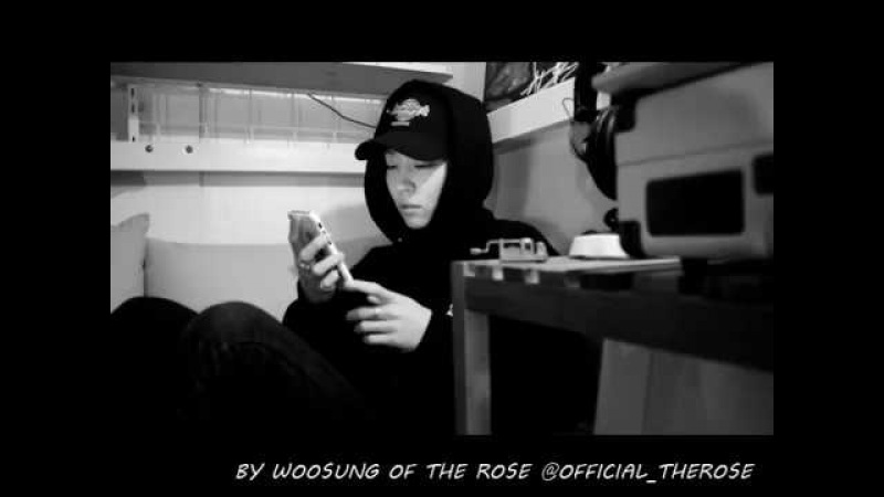 DEAN -Instargram Cover by WooSung (The Rose) кфк