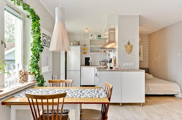Как рационально использовать маленькую квартиру, изображение №2