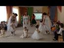 Танец с мамами в детском саду❤️