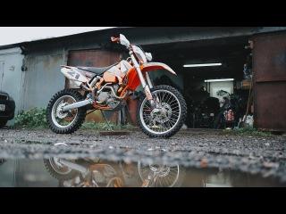 KTM EXC 400 / Ремонт по цене мотоцикла