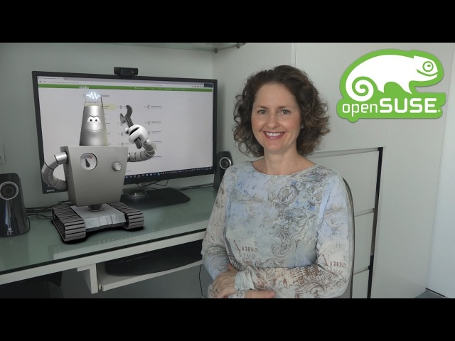 Mum Tries To Build Her Own Open Suse Based Linux Distro With Suse Studio (2017)