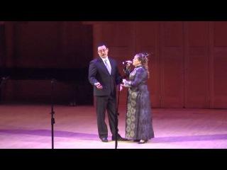 А. Фролов - Вальс из оперетты Франца Легара «Веселая вдова» .  Фрагмент концерта Натальи