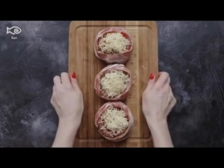 Как вкусно приготовить котлеты с начинкой!