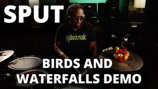 Robert 'Sput' Searight - Meinl Birds and Waterfalls Drum Set Groove Demo