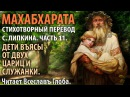 Махабхарата Стихотворный перевод С Липкина Часть 11