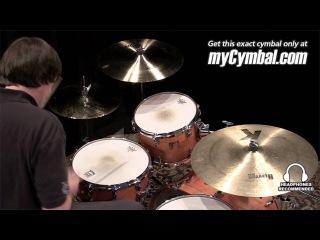 "Used Zildjian 14"" Z Custom Mastersound Hi Hat Cymbals (UZCust-1122612G)"