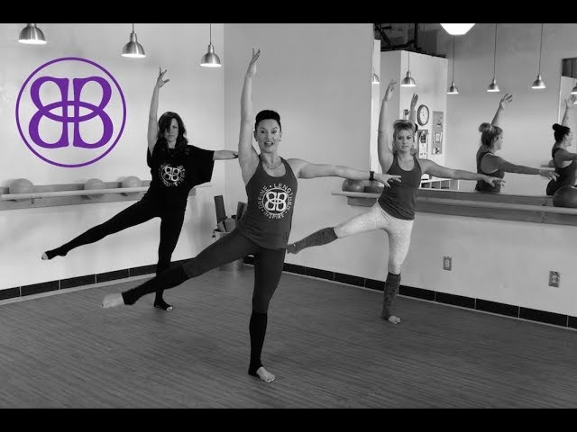 Off-The-Barre **BURN** Warm-Up Cardio WORK out with Paige