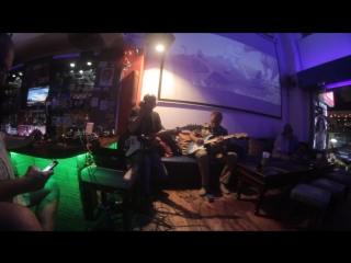AC/DC - Higway To Hell (cover by  & ) - Amigos Bar -