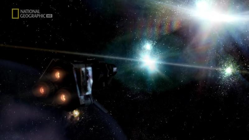 National Geographic: Через миллион лет - Тайны мироздания (2017) HD 720