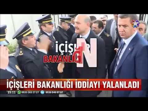 Bakan Süleyman Soylu'nun telefonlarını emrindeki polisler dinledi iddiası