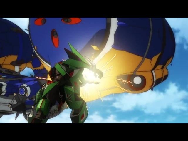 Бубуки Буранки Звезда гигантов Owl Vision Holy Shit Original Mix AMV anime MIX anime