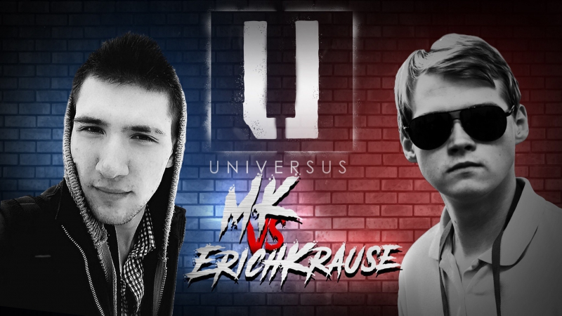 UNIVERSUS MK vs ERICHKRAUSE