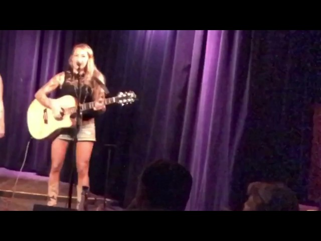Snake Farm Ray Wylie Hubbard Cover Live at McGonigel's Mucky Duck Houston TX Amelia Presley