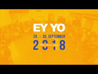 Ukay & Moon K. vs Miracle & Joe Dee | HIP-HOP 2nd Half Final | EY YO 2017