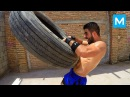 CRAZY BOXING WORKOUTS Chuy Almada Muscle Madness