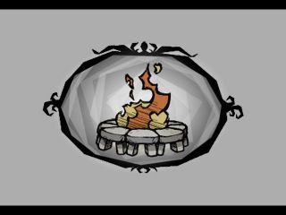 Mini Monument - fire pit free skin [Dont Starve Together Craftable]