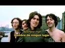 Nowhere man - The Beatles (LYRICS/LETRA) Original