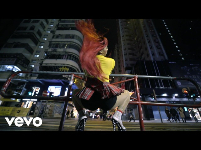 Iggy Azalea Mo Bounce Official Music Video