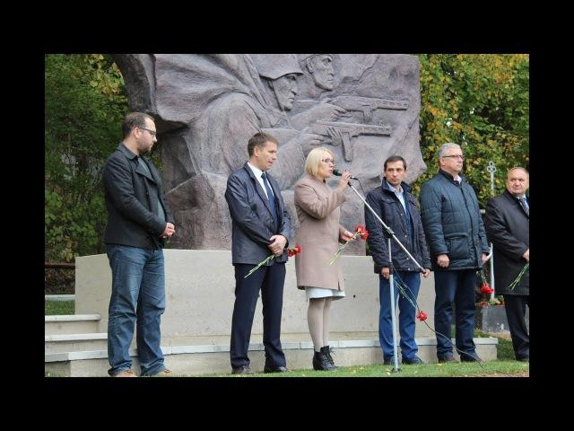 «По праву памяти» о мемориале в деревне Иловка