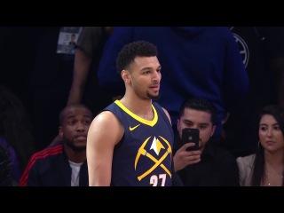 Jamal Murray vs Spencer Dinwiddie - Skills Challenge | Semifinals | 2018 NBA All-Star Saturday Night