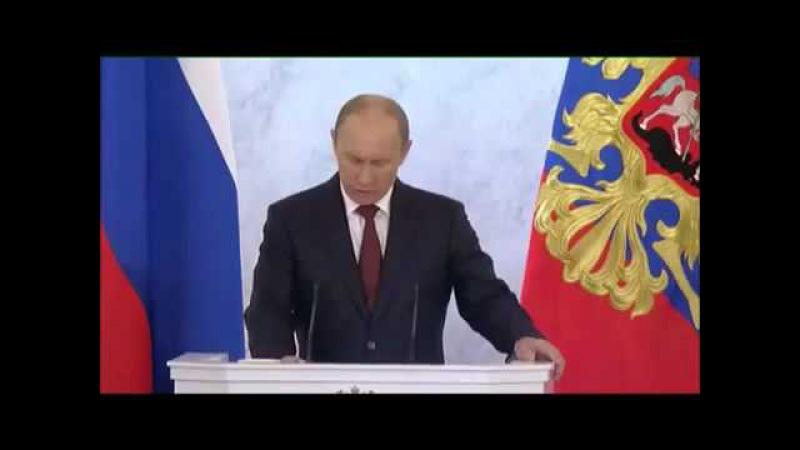 Путин 3 детей в семье должно быть нормой в России