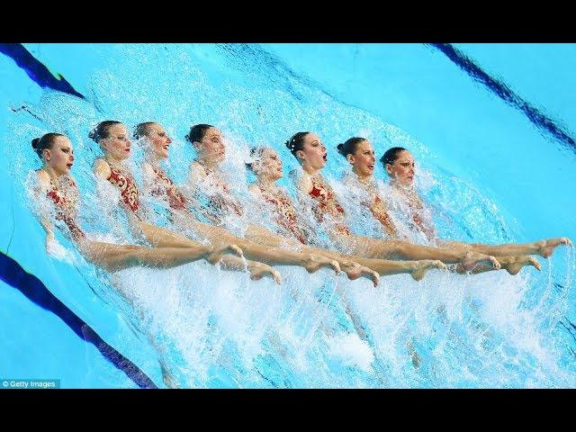 Nuoto Sincronizzato Olimpiadi Londra 2012 Squadra Tecnica Russia