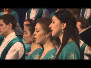 Blessed Art Thou, O Lord (С. Рахманинов)- Choir of the BSAM