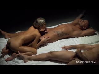 Мжм, сексвайф, жена на двоих, двойное проникновение, секс втроем