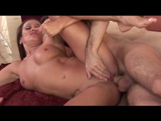 Michelle Lay. Классический и анальный секс с сообразительной начальницей. Зрелая взрослая мамка милфа порнозвезда milf boss anal