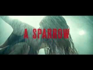 """red sparrow"" (2018) 