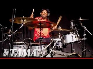 TAMA Hyper-Drive Duo - Robert 'Sput' Searight