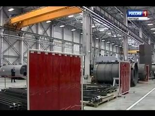 Александр Беглов: ОЭЗ Липецк - пример успешной работы руководства Липецкой области по привлечению инвестиций и созданию благо