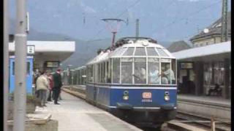 Trailer DVD Traumreise mit dem Gläsernen Zug