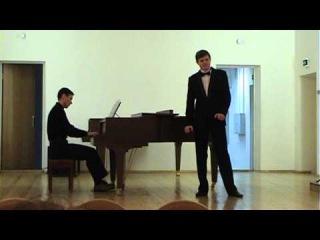 A. Borodin THE SEA. Vyacheslav Sobolev (tenor), Denis Trunov (piano)