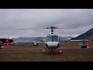 Here's a look at the helicopter stunt from #MissionImpossible