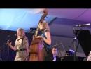 Bria Skonberg Nicki Parrott's Swing Band