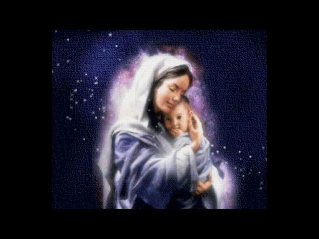 Храни тебя, сынок, материнская молитва.