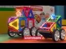 Фиксики - Magformers Fixie Wow Set