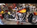 Rust-Oleum Spray Paint Overspray Repair / Harley Davidson 1 of 100 produced / National Overspray Removal Onsite Services